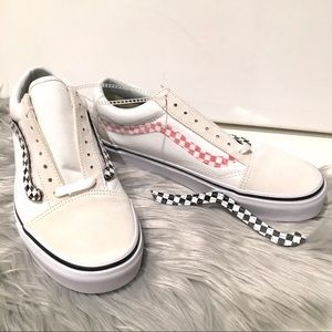 Vans Old Skool Sidestripe Skate Shoes NWT